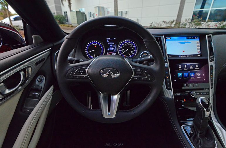 2018-infiniti-q60-red-sport-400-steering-wheel