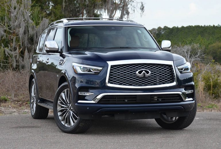 2018 Infiniti Qx80 Awd Review Amp Test Drive