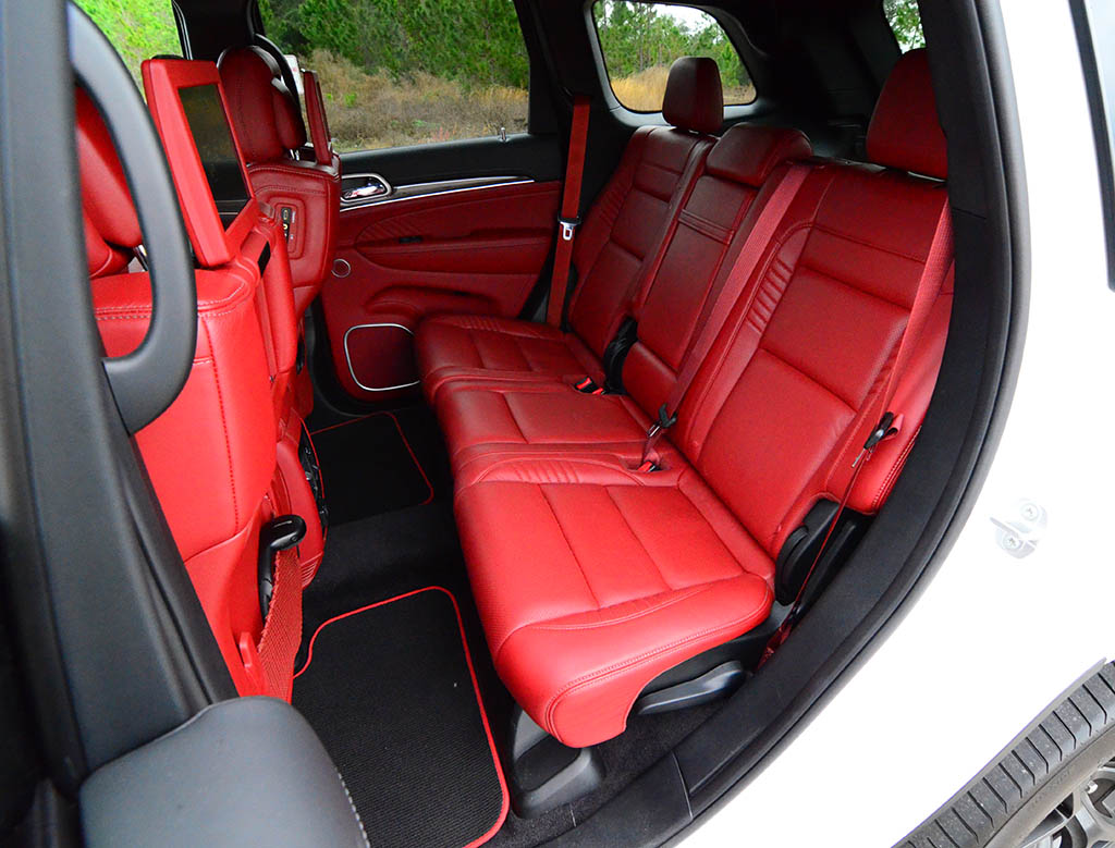 2018 jeep grand cherokee trackhawk rear seats. Black Bedroom Furniture Sets. Home Design Ideas
