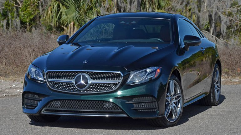 2018 Mercedes-Benz E400 4MATIC Coupe Review & Test Drive