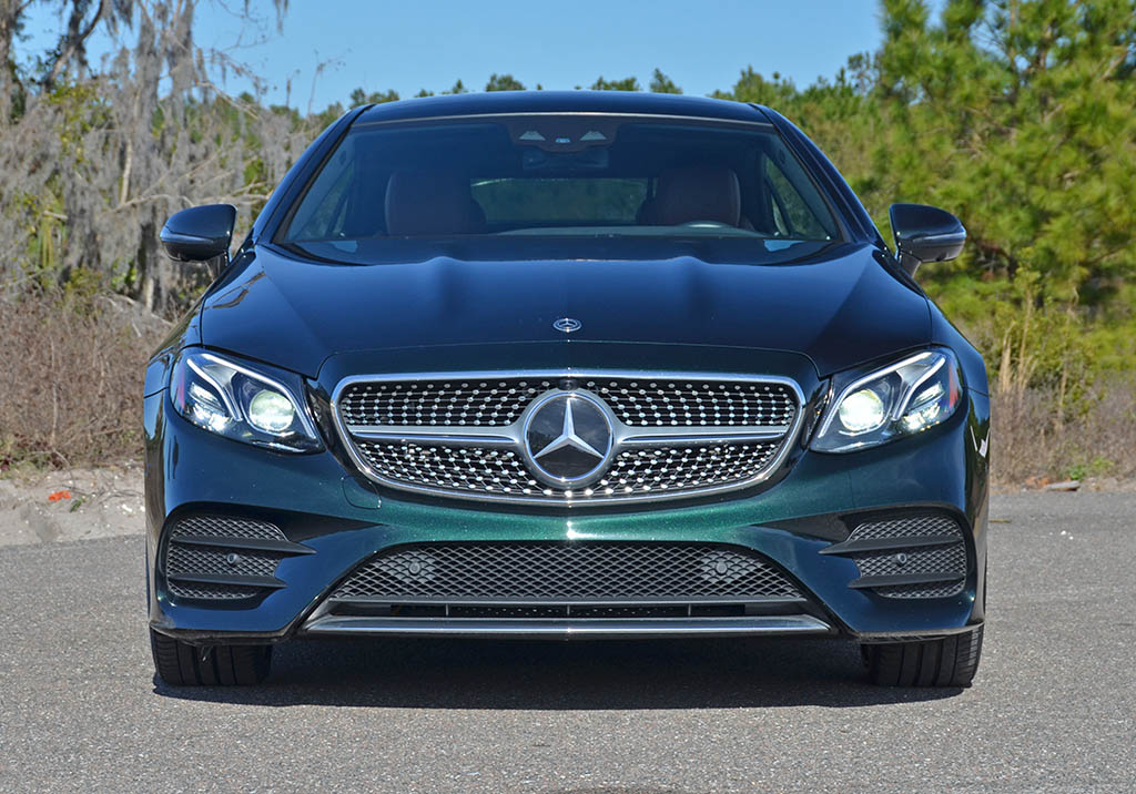 2018 mercedes benz e400 4matic coupe review test drive for Mercedes benz e400 coupe