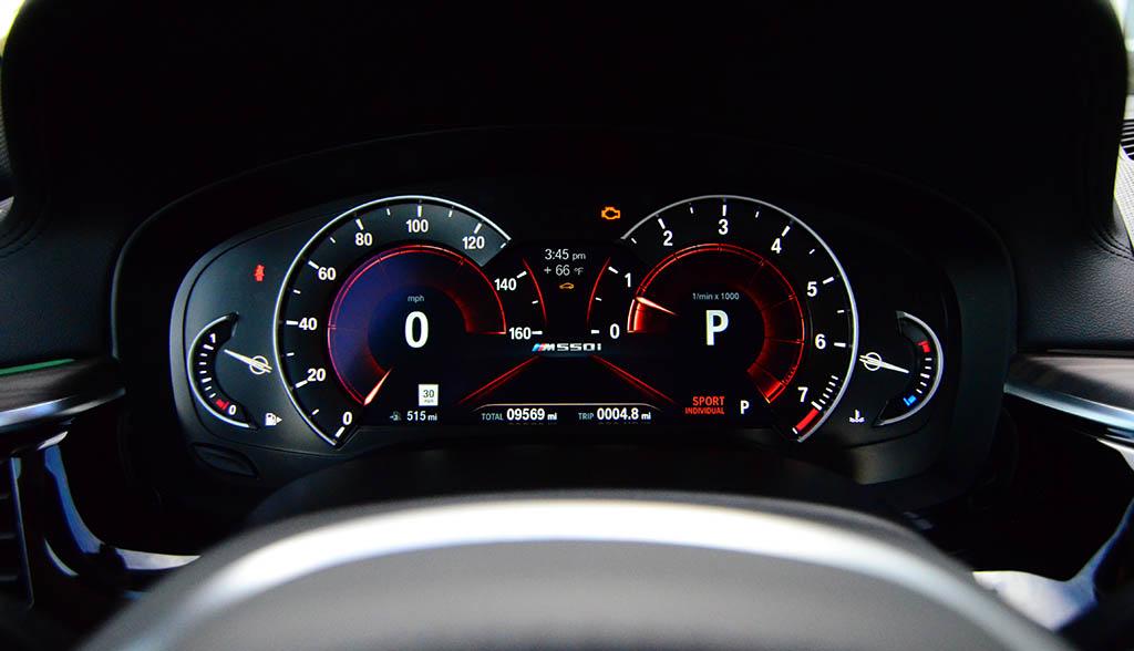 2018 Bmw M550i Xdrive Review Amp Test Drive