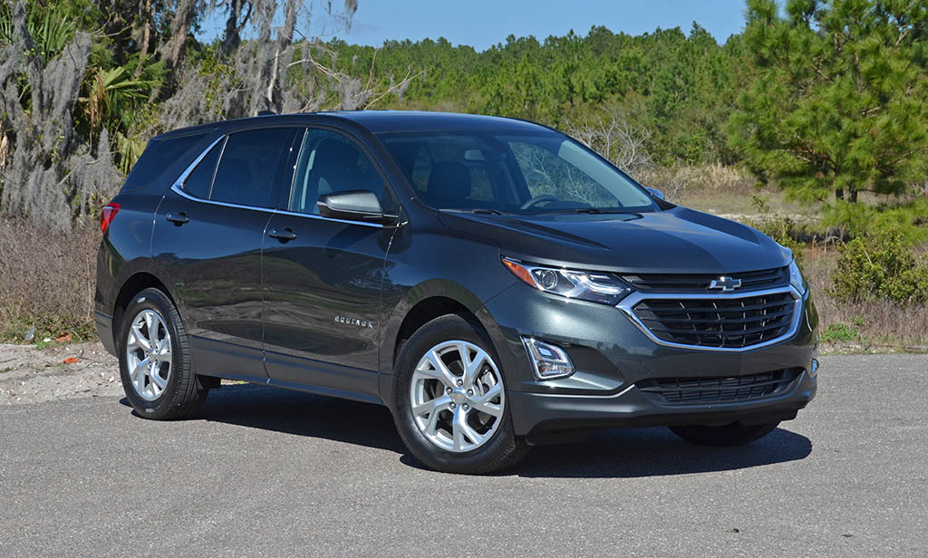 2018 Chevrolet Equinox Lt 2 0t Awd Review  U0026 Test Drive