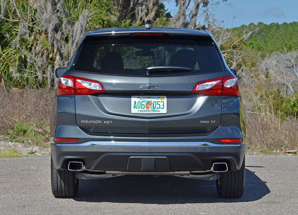 2018 Chevrolet Equinox LT 2.0T AWD Review & Test Drive