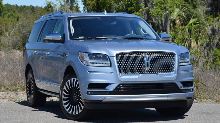 2018 Lincoln Navigator Black Label 4×4 Review & Test Drive