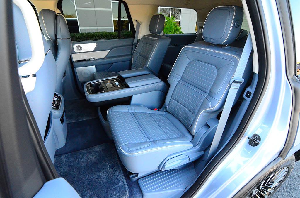 2018 Lincoln Navigator Black Label 4 215 4 Review Amp Test Drive