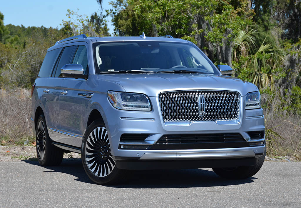 2018 Lincoln Navigator Black Label 4 4 Review Test Drive
