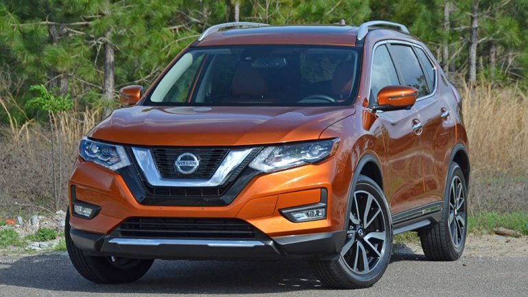 2018 Nissan Rogue SL AWD Review & Test Drive