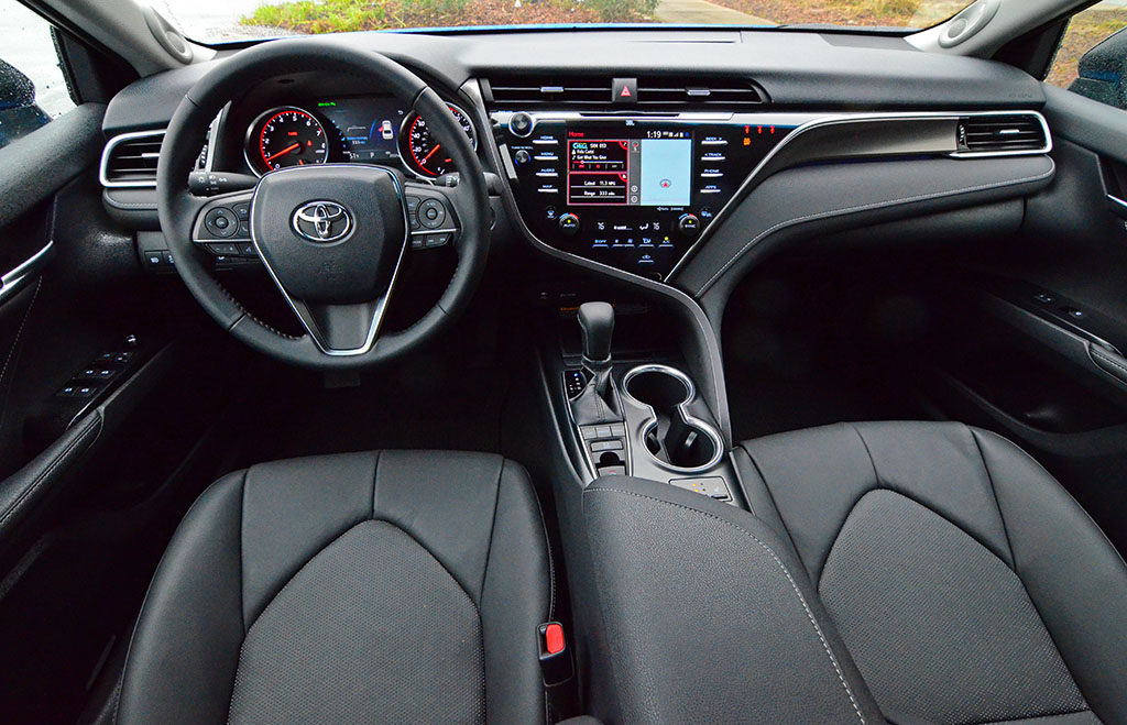 2018 Toyota Camry XSE V6 Review & Test Drive