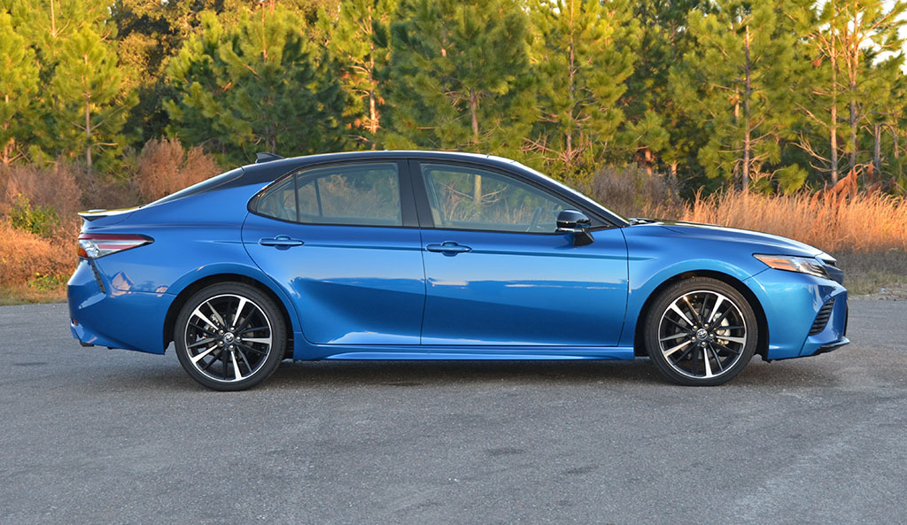 2018 Toyota Camry Xse V6 Review Amp Test Drive