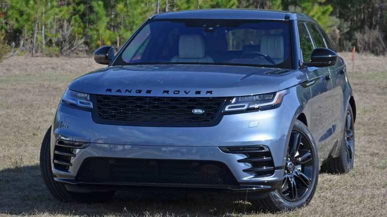 2018 Land Rover Range Rover Velar R-Dynamic HSE P380 Review & Test Drive