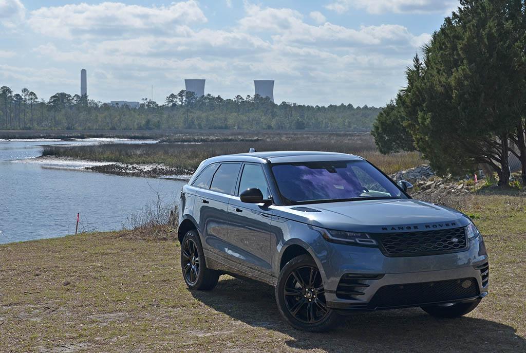 2018 land rover range rover velar r dynamic hse p380 review test drive. Black Bedroom Furniture Sets. Home Design Ideas