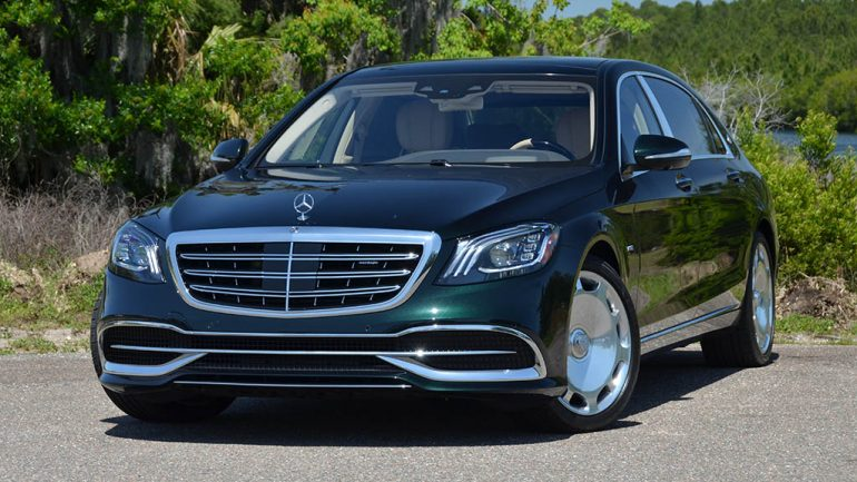 2018 Mercedes-Maybach S650 Review & Test Drive