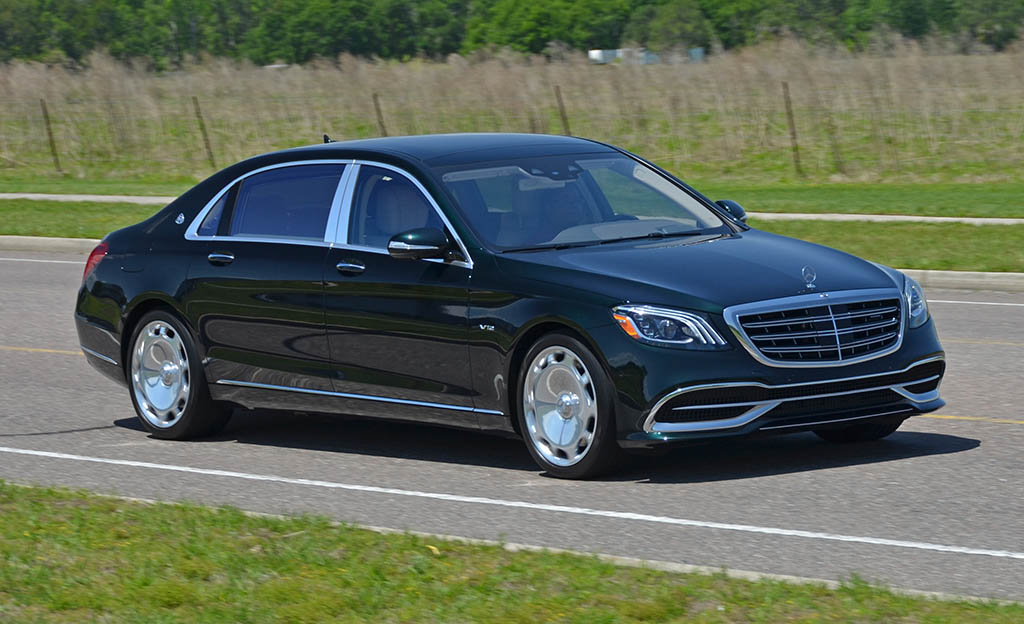 2018 mercedes maybach s650 review test drive for Mercedes benz s650 price