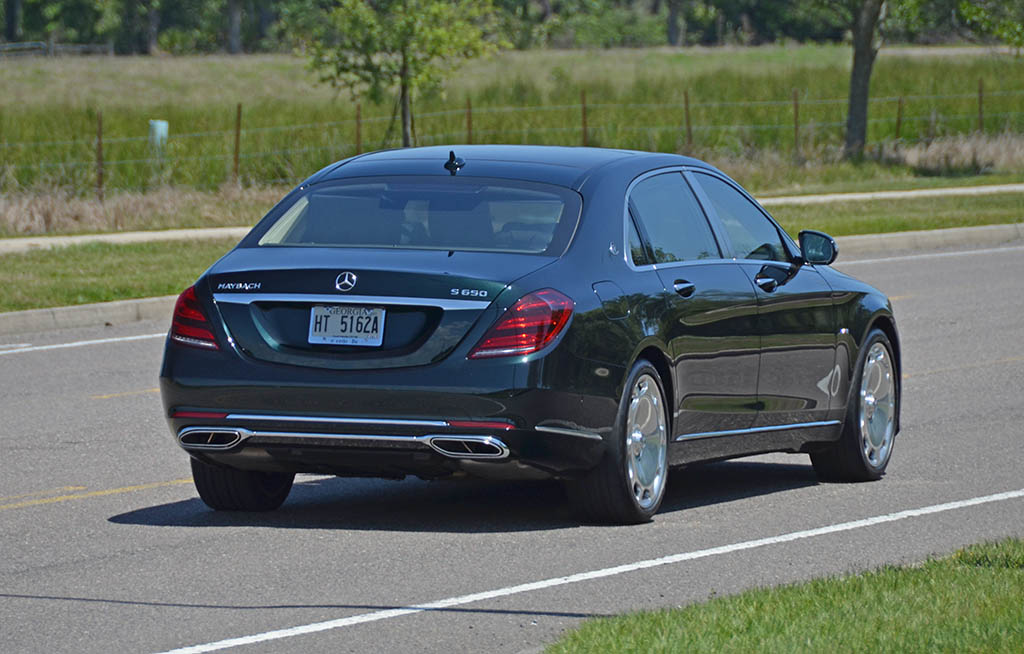 2018 Mercedes Maybach S650 Review Test Drive