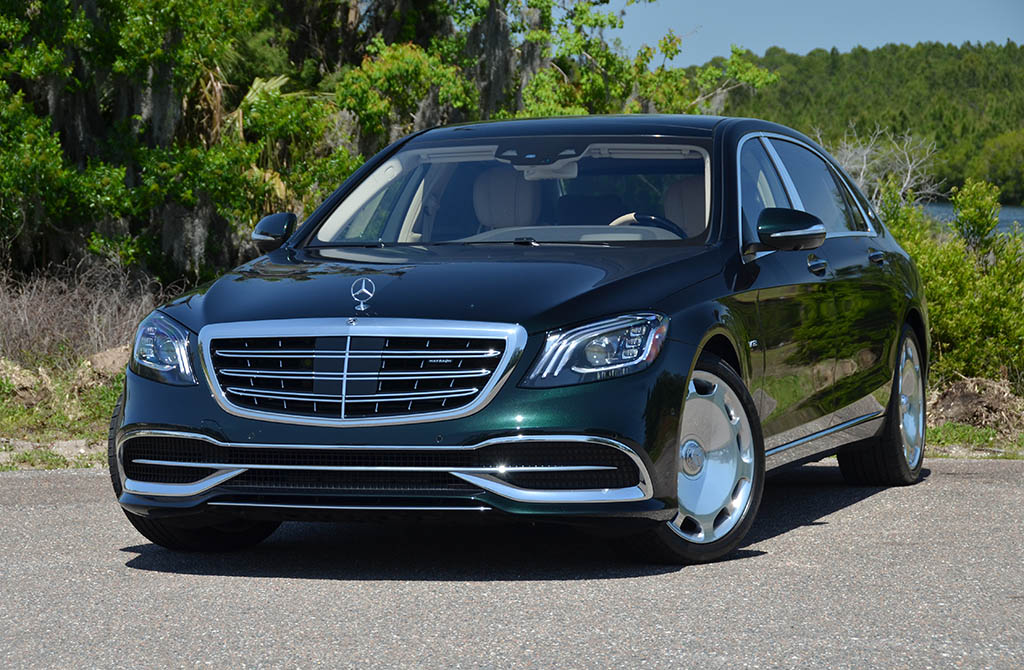 Trade In Value Car >> 2018 Mercedes-Maybach S650 Review & Test Drive