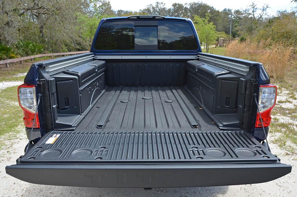 2018 Nissan Titan Xd Diesel Crew Cab Review Amp Test Drive