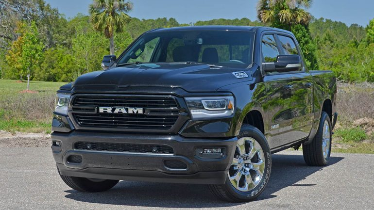 2019 Ram 1500 V8 Crew Cab Big Horn Sport 4×4 Review & Test Drive