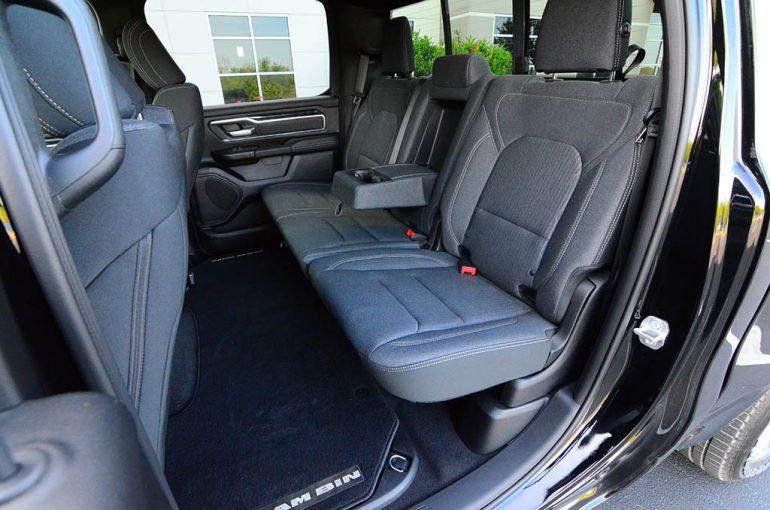 2019 Ram 1500 V8 Crew Cab Big Horn Sport 4×4 Review & Test ...