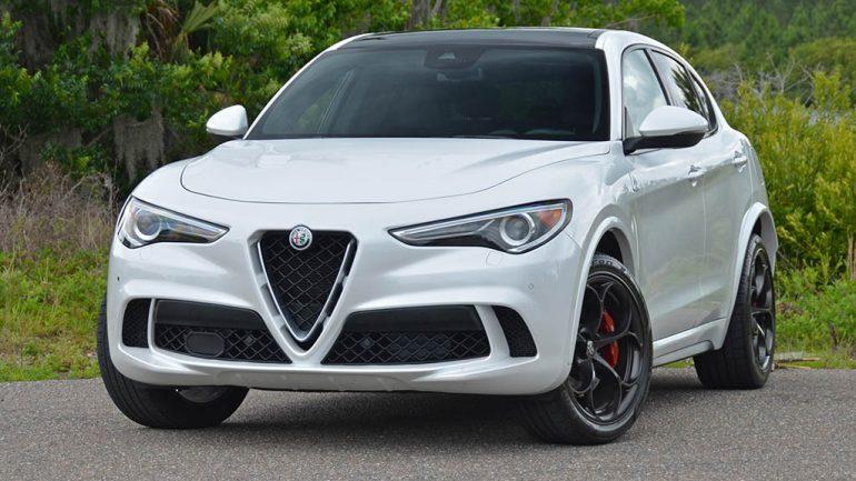 2018 Alfa Romeo Stelvio Quadrifoglio Q4 Review & Test Drive