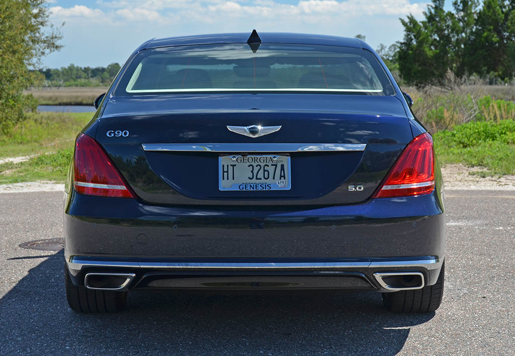 There S Much To Be Expected Keep In Line With The Compeion When It Comes Performance Fortunately Genesis G90 5 0 Liter V8 Has A