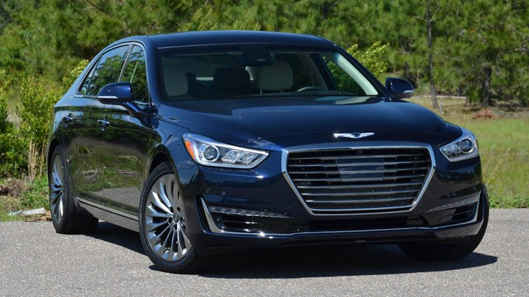 2018 Genesis G90 RWD 5.0 V8 Ultimate Review & Test Drive