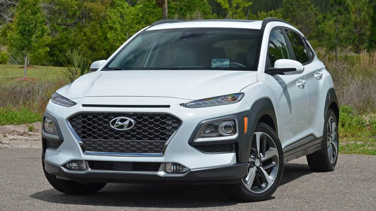 2018 Hyundai Kona Ultimate AWD Review & Test Drive