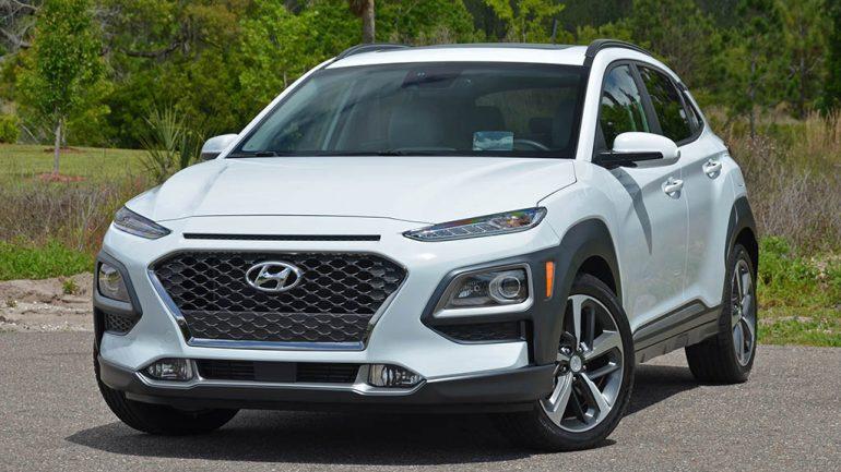 2018 Hyundai Kona Ultimate AWD Review & Test Drive