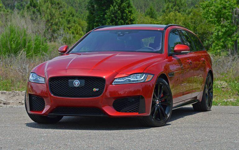 2018 Jaguar Xf S Sportbrake Awd Review Amp Test Drive