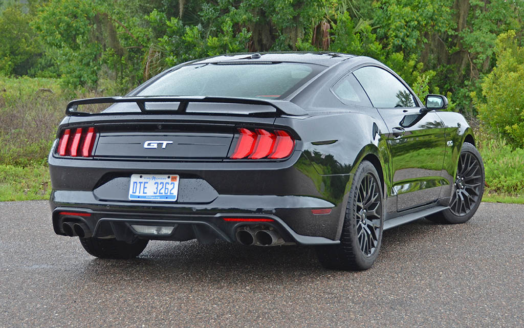 2018 Ford Mustang GT Review & Test Drive