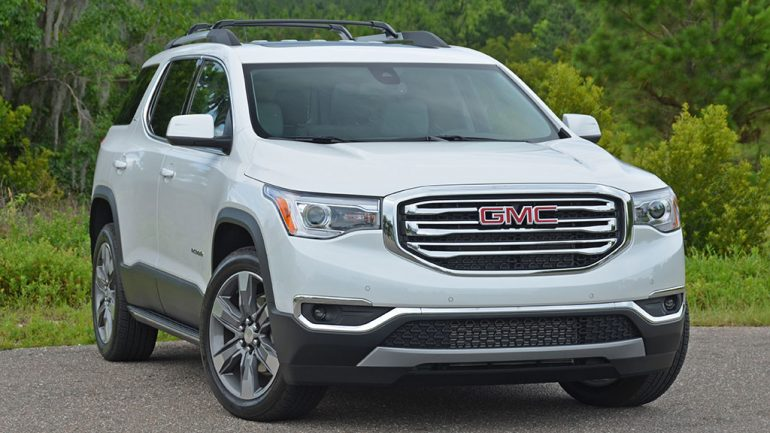 2018 GMC Acadia Review & Test Drive
