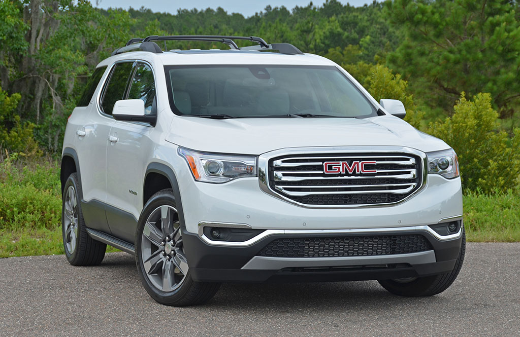 2018 GMC Acadia Denali: Review, Design, Price >> 2018 Gmc Acadia Review Test Drive