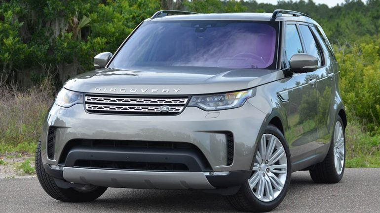 2018 Land Rover Discovery HSE Luxury Quick Spin Review