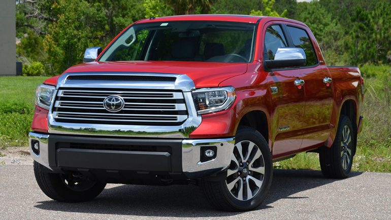 2018 Toyota Tundra Limited 4×4 Review & Test Drive