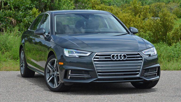 2018 Audi A4 2.0T quattro S tronic Review & Test Drive