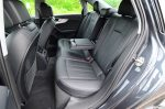 2018 audi a4 quattro back seats