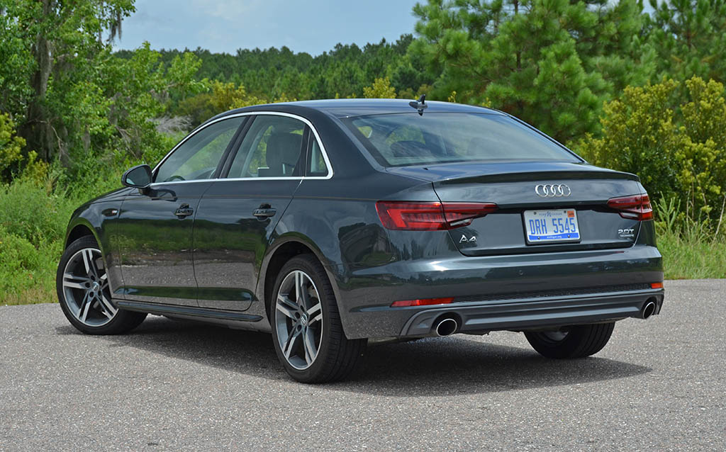 2018 Audi A4 20t Quattro S Tronic Review Test Drive