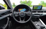 2018 audi a4 quattro steering wheel