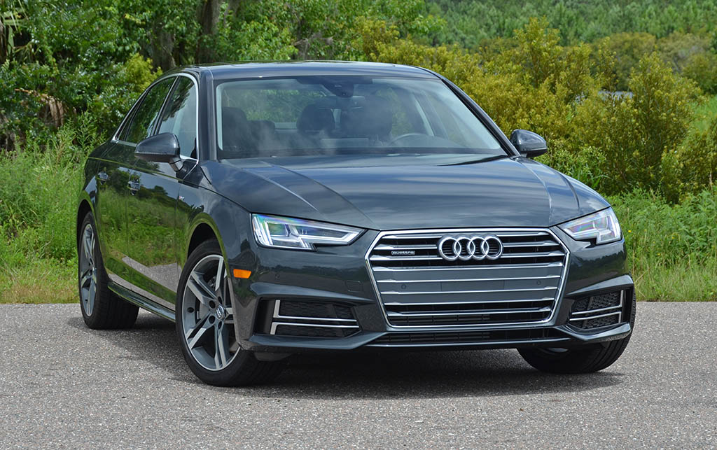 Audi A T Quattro S Tronic Review Test Drive - Audi a4 review