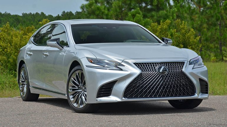 2018 Lexus LS 500 Review & Test Drive