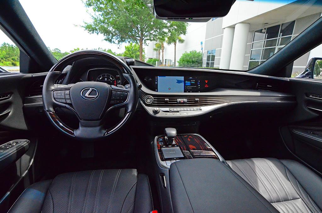 2018 Lexus Ls 500 Review Test Drive