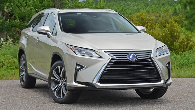 2018 Lexus RX 450hL Review & Test Drive