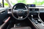 2018 lexus rx 450hl steering wheel