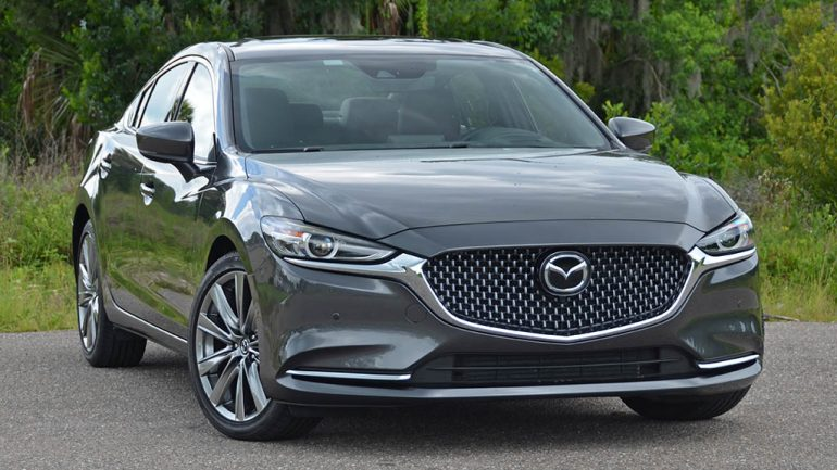 2018 Mazda6 Signature 2.5T Review & Test Drive