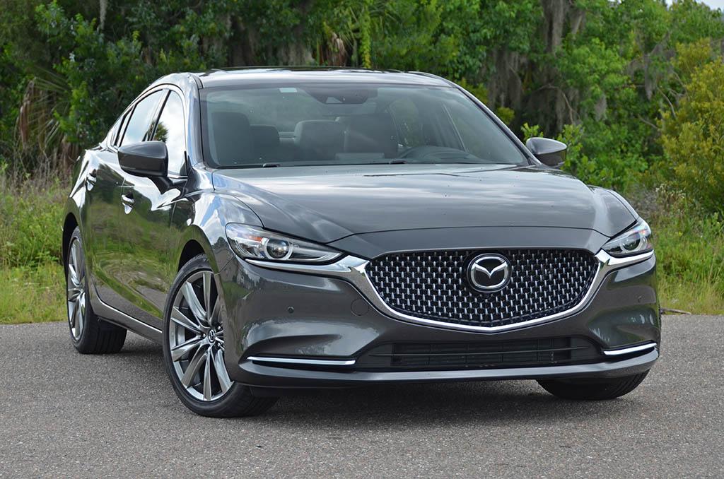 Mazda 6 0 60 >> 2018 Mazda6 Signature 2 5t Review Test Drive