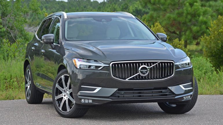 2018 Volvo XC60 T6 Inscription Review & Test Drive