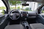 2018 nissan frontier v6 midnight edition 4x4 dashboard