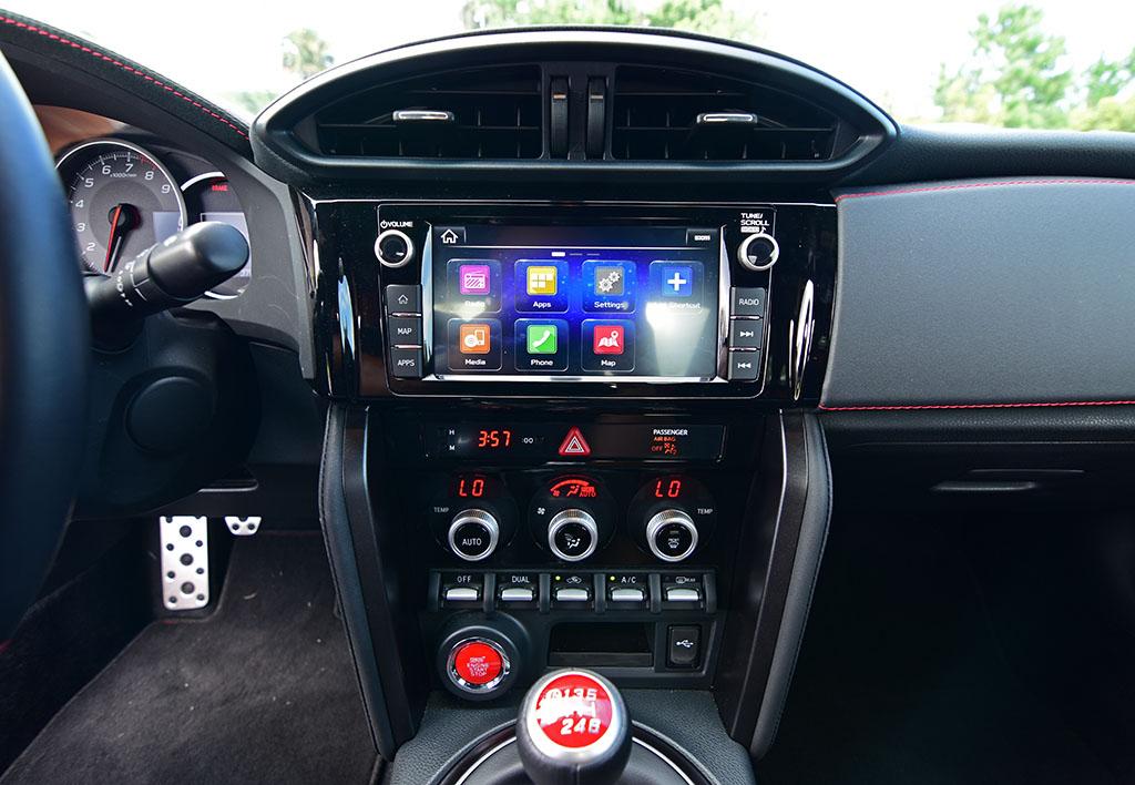 Subaru Brz 0 60 >> 2018 Subaru BRZ tS Review & Test Drive