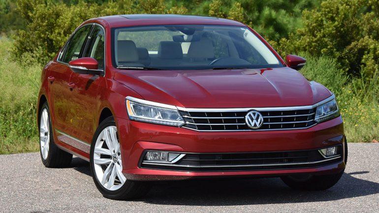 2018 Volkswagen Passat V6 SEL Premium Review & Test Drive