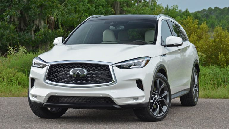 2019 Infiniti QX50 Essential AWD Review & Test Drive